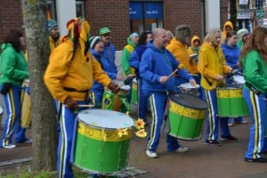 The Big Noise Samba Band