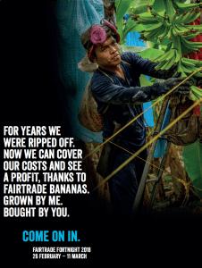 banana farmer poster