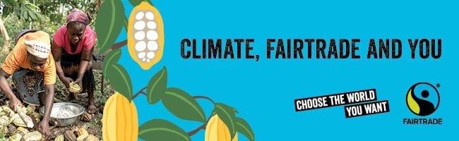 Fairtrade Fortnight 2021 Banner