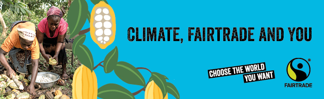 Fairtrade Fortnight 2021 Banner